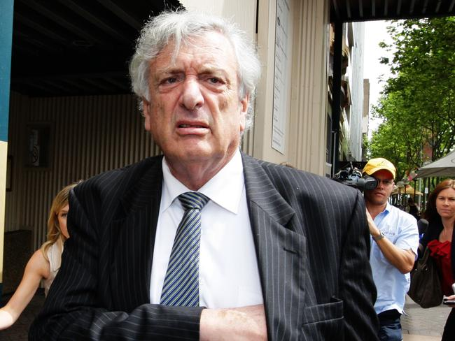 Marcus Einfeld, a former Federal Court judge, served time in jail after pleading guilty to charges of perjury and perverting the course of justice.