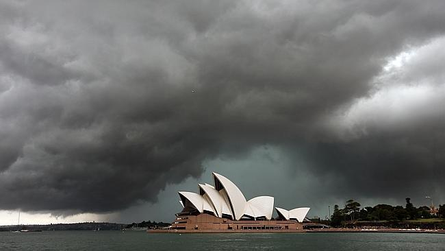 thunderstorms in sydney australia - photo#29