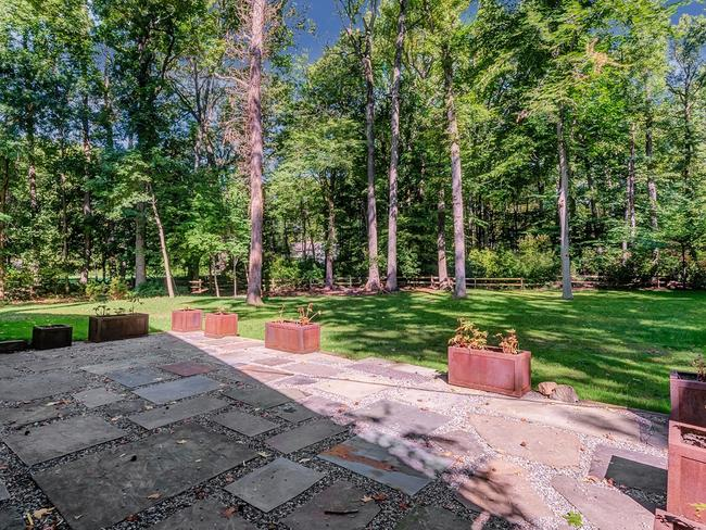 The agent describes the property as having space for a pool or tennis court. Picture: Ellis Sotheby's