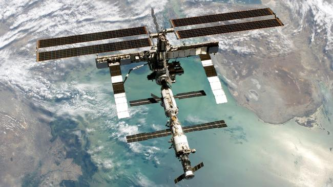 The International Space Station. Australia launched its first satellite from South Australia in 1967.
