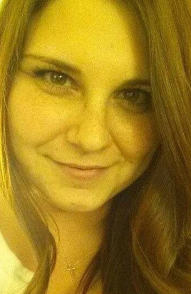 Heather Heyer was killed when a man allegedly drove his car into a crowd of anti-racism protesters. Picture: Twitter