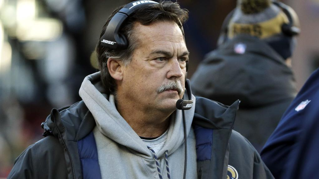 NFL: Coach Jeff Fisher given contract extension despite ...