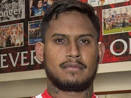 Ben Barba is ready to jostle with England international Jonny Lomax for the St Helens fullback shirt.