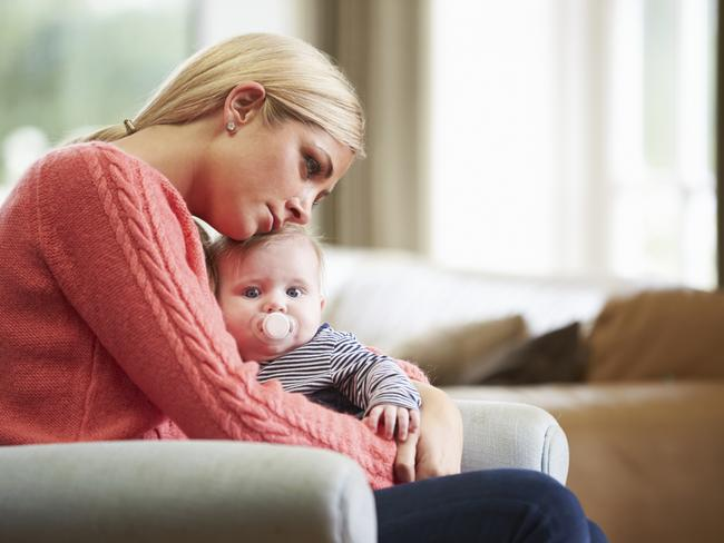 Becoming a new mum can be an isolating time.