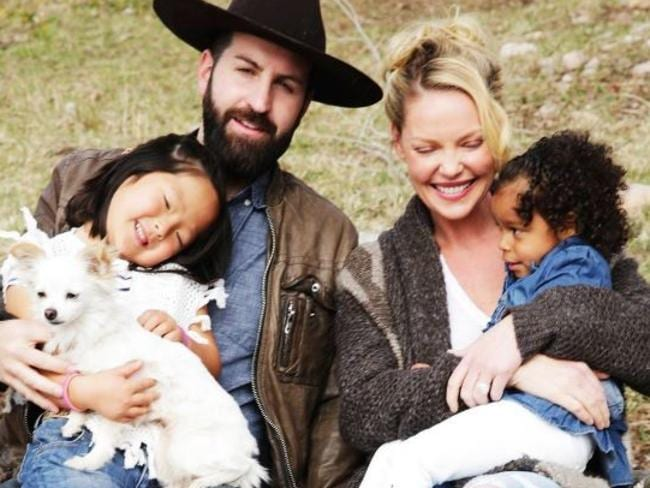 Katherine Heigl On Her Baby: Why She Prefers Adoption Over ...
