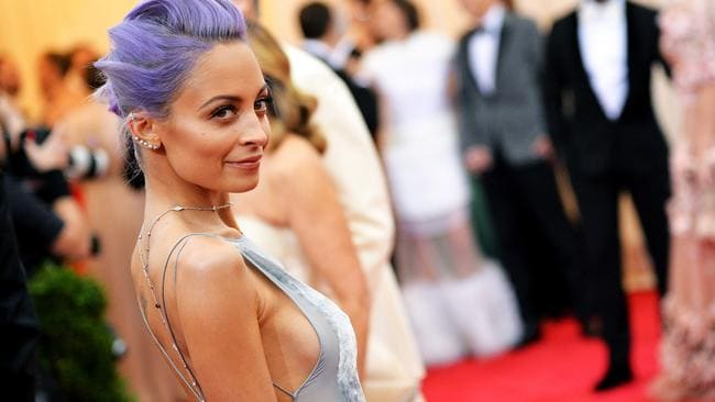 Match-maker... Nicole Richie