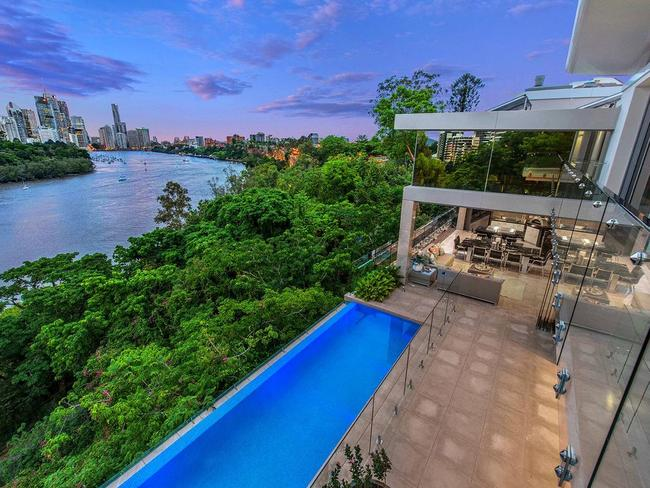Inside record-breaking, $18m mansion