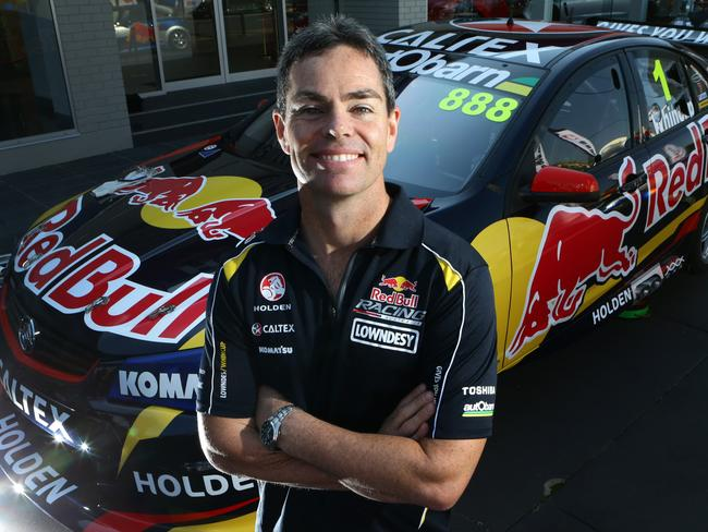 Craig Lowndes is ready for the Ipswich 400 after a sojourn in Belgium to race in the Spa.