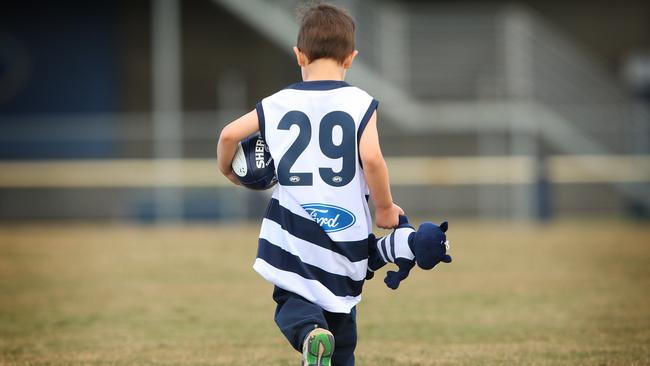 Numbers provide an emotional connection for fans — which makes it tough when your favourite player defects to another club, as Cats fan Luca Copic discovered.