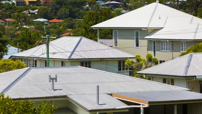 Property prices are expected to continue to cool nationally in 2018. Image: AAP/Glenn Hunt.