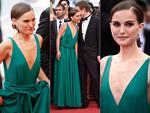 Natalie Portman poses as she arrives for the screening of Sicario at Cannes 2015. Pictures: Getty/AFP