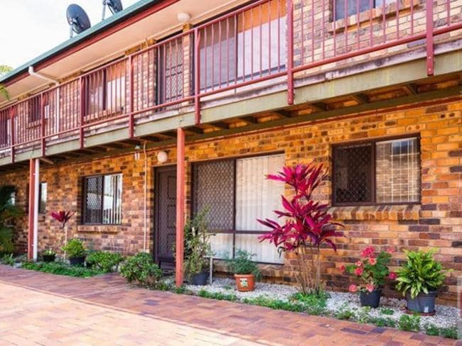 Denny Jones also owns this apartment in Mt Warren Park. NSW real estate.