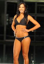 <p>Fashion Bash, Miss Universe 2008 Australian Preliminary Townsville Final winner Rachael Finch</p>