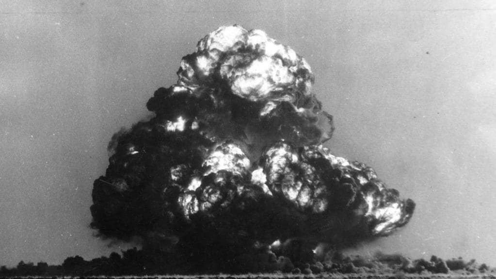 nuclear testing in australia and the Nuclear test australia v france - free download as word doc (doc / docx), pdf file (pdf), text file (txt) or read online for free.