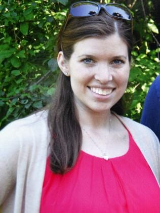 Murdered ... Danvers High School teacher Colleen Ritzeris. Picture: Courtesy of Dale Webster via the Lawrence Eagle-Tribune)