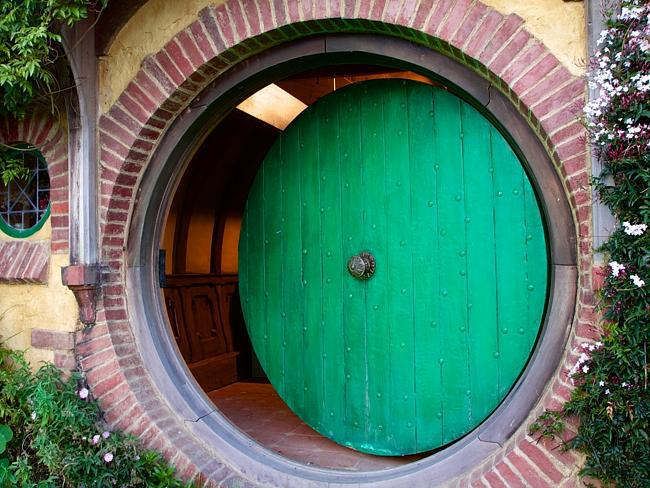 Opening doors for itself ... New Zealand is more than just the land known for Lord of The Rings and The Hobbit.