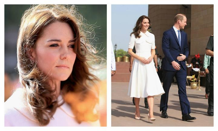 Inside Kate Middleton's amazing Indian tour wardrobe