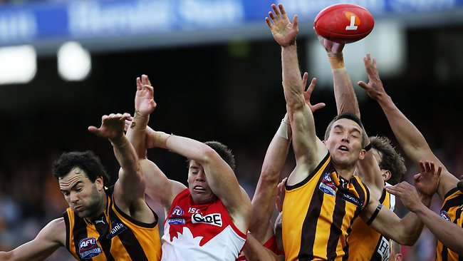 Sydney and Hawthorn will play at Sydney;s ANZ Stadium on Friday August 30 in the last round of the home-and-away season