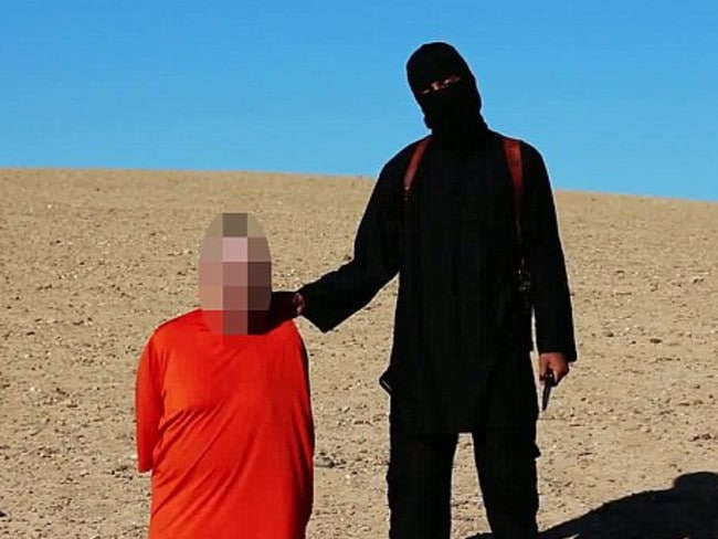 Another victim ... Alan henning who was also beheaded by Jihadi John it is believed. Picture: Supplied.