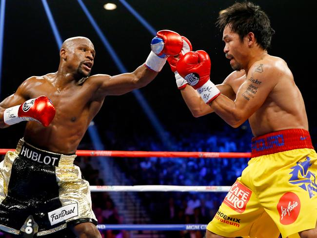 Promoters have their work cut out in creating interest in a Mayweather-Pacquiao rematch.