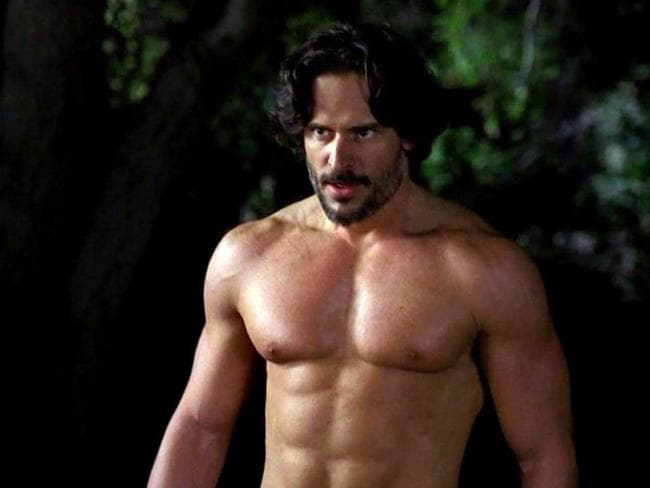 Joe Manganiello in a scene from  <i>True Blood</i>, which is now in its final season.