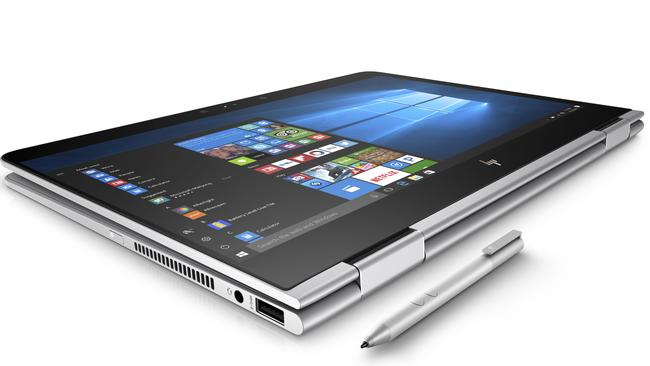 There are plenty of options with the HP Spectre x360 convertible laptop.