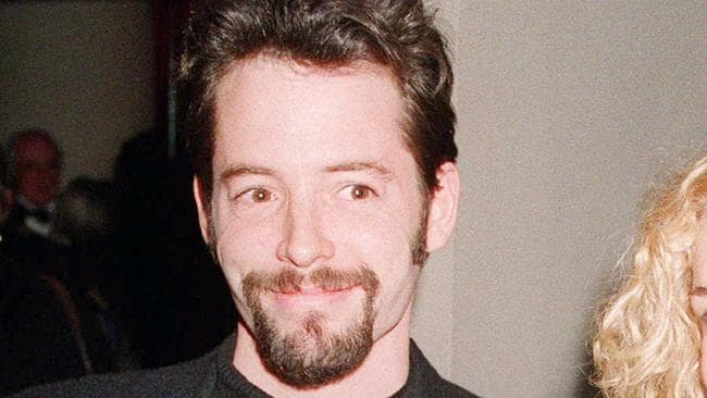 Matthew Broderick in 1994. Despite his lead role in the film, he barely interacted with anyone else from the cast.