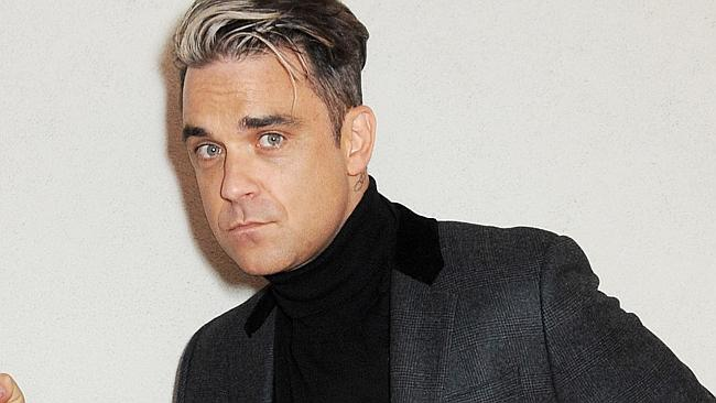 Robbie Williams is kind of unforgettable.