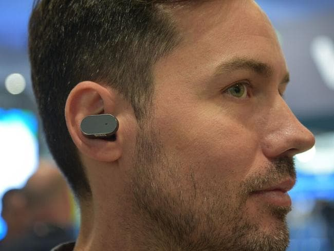 "Sony's Xperia Ear aspires ""to become your personal assistant""."