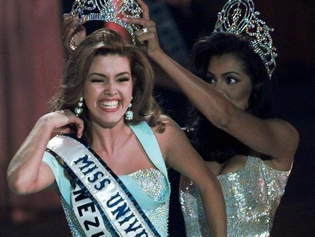 Former Miss Universe Alicia Machado 'Very Worried' of a Trump Presidency