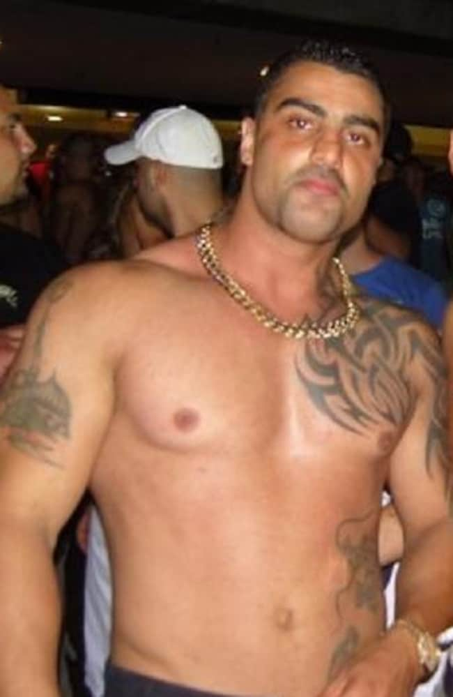 Comanchero president Mick Hawi (above) murdered Anthony Zervas in the 2009 Sydney Airport brawl which sparked the new bikie laws now rated 'useless' in secret report.