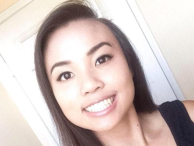 Rachel Nguyen, 20, vanished in July. Picture: Facebook/Rachel Nguyen