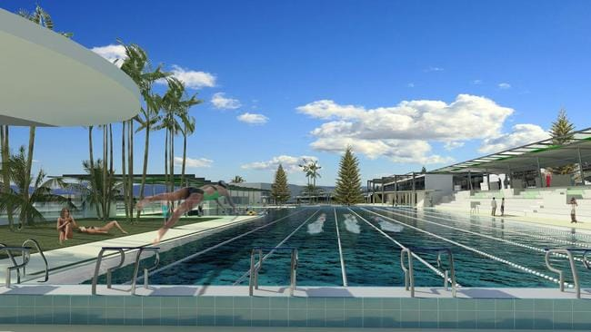 26m scarborough beach pool plans revealed perth now for Scarborough campsites with swimming pool