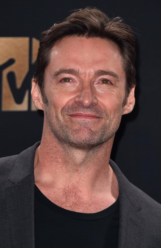 Hugh Jackman didn't make the cut. Picture: Getty