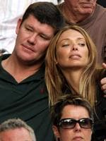 James and Erica Packer