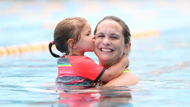 Swim Lessons Qld Libby Trickett Supports Campaign The Mercury