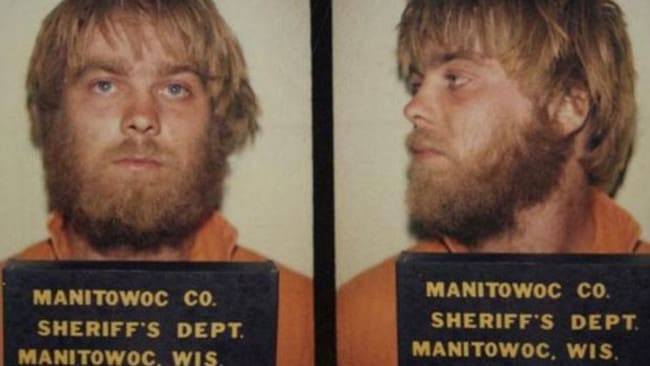 Steven Avery, the subject of Netflix's Making A Murderer documentary.