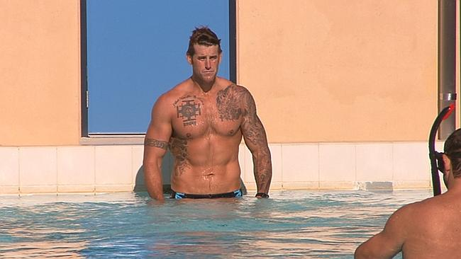 Ben Roberts-Smith thanked the defence and public for their support. Picture: Channel 7