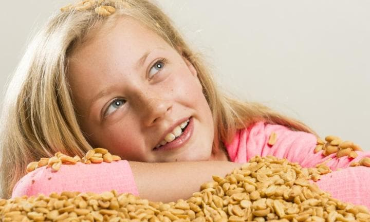 Kids cured of peanut allergies after medical breakthrough