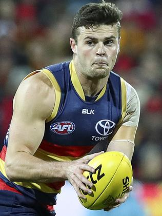 Brad Crouch poised to take the next step in Crows midfield ...