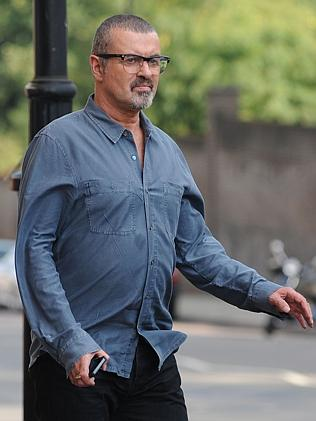 George Michael. Picture: Getty.