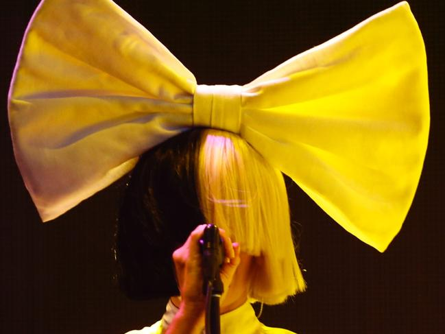Sia just made American music history