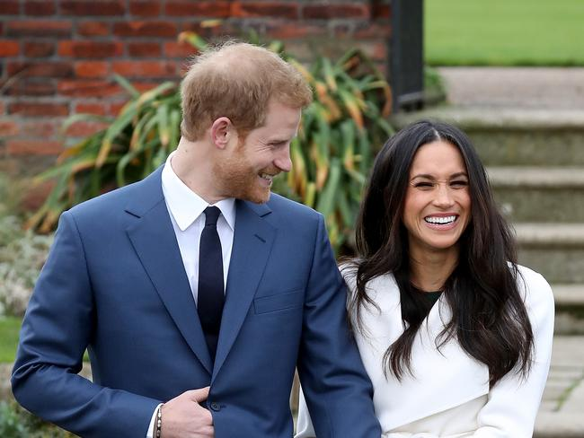 England is in the grip of royal wedding fever. Picture: Chris Jackson/Getty Images