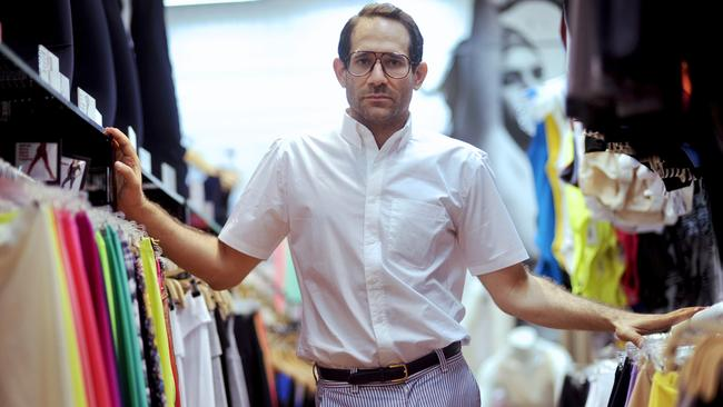 Sacked ... Dov Charney, the former chairman and chief executive officer of American Apparel Inc. Picture. Keith Bedford/Bloomberg