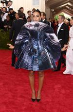 """Solange attends attends the Met Gala 2015 """"China: Through The Looking Glass"""". Picture: Getty"""