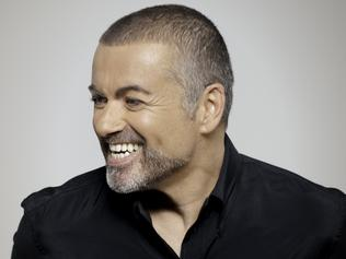 FOR HIT USE ONLY UK singer George Michael