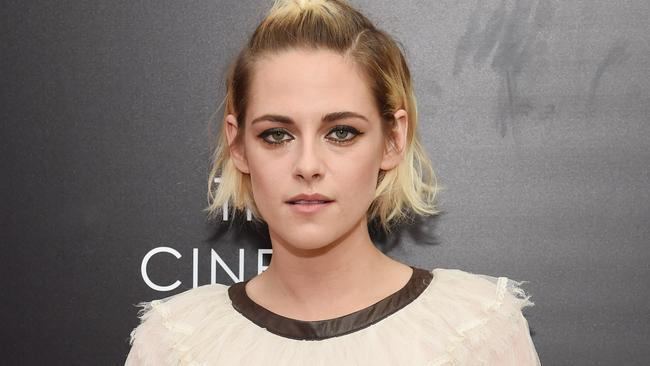 Kristen Stewart pictured at the premiere of her new film 'Cafe Society'. Picture: Jamie McCarthy/Getty Images