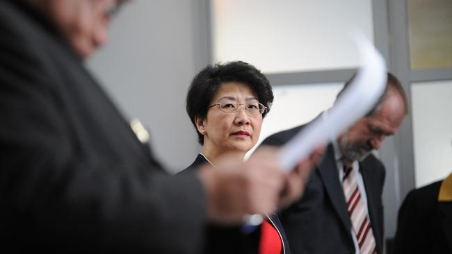Councillor Le Lam is the current mayor of Auburn Council.