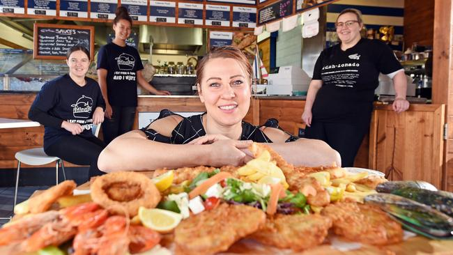 State's best fish 'n' chips in Terrigal