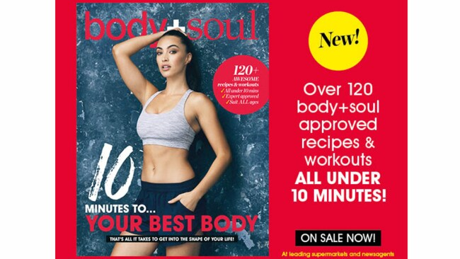 10 Minutes To... Your Best Body ($9.99, NewsLifeMedia)